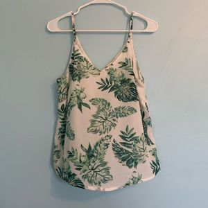 Tank top with Adjustable Straps